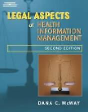 Legal Aspects of Health Information Management (Health Information Management S