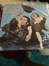 Mamas And The Papas Vinyl Record LP Deliver