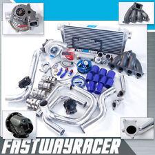 EF EG EK D15 D16 D16A D16Y T3/T4 T3/60-1 Bolt On Turbo Kit Top Mount Manifold T3