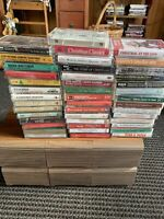 Lot Of 43 Christmas Holiday Music Cassettes Some Rare Country Classical Oldies