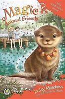Chloe Slipperslide's Secret: Book 11 (Magic Animal Friends), Meadows, Daisy , Go