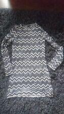 Zara Crochet Dress Medium