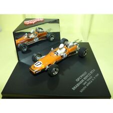 BRABHAM REPCO BT24 GP D'AFRIQUE DU SUD 1969 S. TINGLE QUARTZO QFC99037 1:43