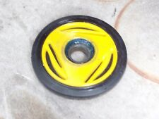 Ski Doo Formula 3 600 700 SE Outside Rail Bogie Idler Wheel Yellow 1999