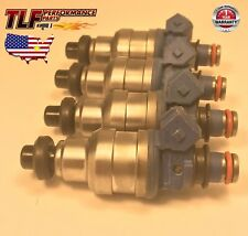 Flow Matched Set of TLF Performance Parts R-091A Hi-Performance Fuel Injectors