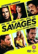 Savages DVD (2013) Benicio del Toro brand new