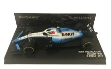 F1 1:43 Minichamps Williams Rokit Fw42 Robert Kubica 2019 No Spark