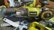 ryobi 18v 1+ tool bundle impact driver drill grinder circular saw sander battery