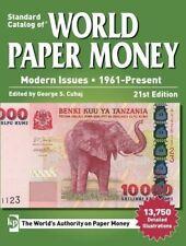 Standard Catalog of World Paper Money, Modern Issues, 1961-Present (2015,...