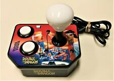 Double Dragon Plug and Play TV Arcade Video Game System with Joy Stick