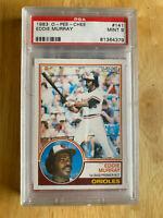 1983 O-PEE-CHEE Eddie Murray #530 PSA MINT 9 Orioles