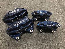 Infiniti G37 Sport Brake Calipers OEM Set Akebono Nissan 370Z 4POT 2POT FX50