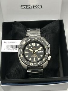 Seiko SRP775 SRP775J1 Prospex Turtle Automatic AIR Diver MADE IN JAPAN UK SELLER