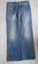 Tommy Hilfiger - Jeans femme vintage - Bleu  - Taille W 29