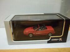 premium x sc1/43 volvo 480 cabriolett 1990