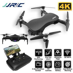 JJRC X12 DRONE PROFESSIONALE QUADRICOTTERO Fotocamera 4K GPS DISTANZA 1.2KM S2C8