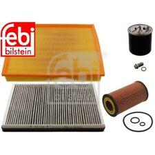 FEBI 39608 Inspektionspaket Filterset Filtersatz Sprinter CDi inkl Ölablass