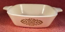 Corning Ware - Shell Oil Green Medallion  - 1 3/4 Cup Petite Pan P-41-B