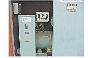 170 KW Generator propane fueled Cummins 6 cyl. mod. GTA 743A engine (item 668)