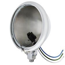 "5-3/4"" Chrome Motorcycle Light Headlamp Headlight Bottom Mount Housing Bucket"