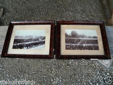 1903 KAISER FRANZ JOSEPH in 4910 RIED Besuch KAISERZUG v. Braunau nach Bad Ischl