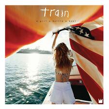 Train - A Girl A Bottle A Boat - New Vinyl LP