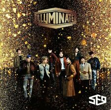 SF9 ILLUMINATE Regular Edition CD JAPAN with Tracking 3/20