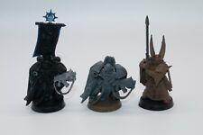 warhammer 40k - 3 figurers
