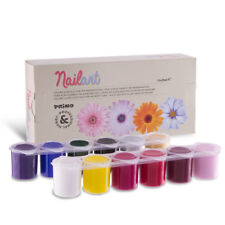 colori acrilici per nail art, kit per micropittura, MADE IN ITALY