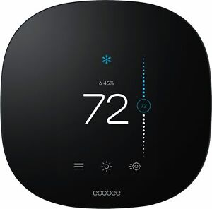 NEW Ecobee3 Lite 2nd Gen Learning Smarter Thermostat EB-STATE3LT-02