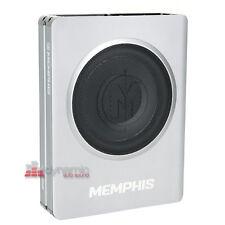 "Memphis Audio SA108SP 8"" Powered Underseat Loaded Amplifier Subwoofer Enclosure"