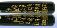 LA DODGERS 2020 WORLD SERIES CHAMPIONS  LOUISVILLE TEAM SIGNATURE  BAT