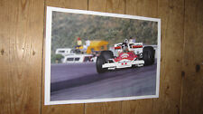 James Hunt F1 McLaren Great New POSTER