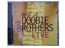 DOOBIE BROTHERS - Live CD NEW 1999 Sony