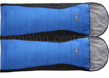 OZTRAIL BLAXLAND JUMBO Double -5 Sleeping Bag 240x90cm Twin Duo Size