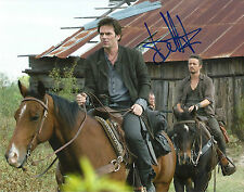BILLY BURKE 'REVOLUTION' MILES MATHESON SIGNED 8X10 PICTURE *COA 5