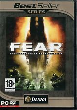 PC - F.E.A.R. First Encounter (PC: Windows, 2005) - European Version - FEAR