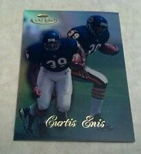 CURTIS ENIS 1998 TOPPS GOLD LABEL CARD # 8 CHICAGO BEARS A7586
