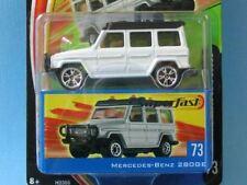 Matchbox Superfast Mercedes-Benz Diecast Cars