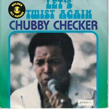 7inch CHUBBY CHECKER let's twist again  BELGIUM EX GOLDEN HIT PARADE ( S3347)