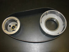 """""""NEW"""" GENUINE OPEN PRIMARY BY KARATA 3.0""""  DRIVE FOR HARLEY 1955-UP 4 SPD TRANS"""
