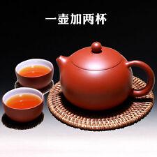 """Chinese Yixing """"ZHU NI"""" TEAPOT,China Classic red Xishi tea pot Zisha,tee 200ml"""