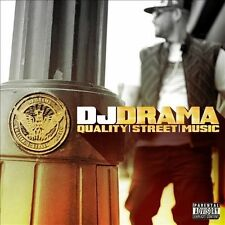 DJ Drama : Quality Street Music CD