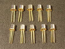 Qty 10: Optek Optoisolator Optocoupler p/n 3N244 House Marked NOS TIL120 TIL121