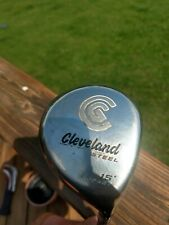 Cleveland Fairway Launcher Steel Driver WITH HEADCOVER