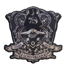 "Darth Vader ""Lord Vader Dark Side"" Star Wars Sith Apparel Iron-On Applique Patch"
