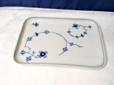 Royal Copenhagen Blue Fluted Gift Series Tray cm. 22 - 1111365 Musselmalet NEW