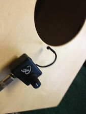 DJEMBE MICROPHONE with FLEXIBLE MICRO-GOOSE NECK by Myers Pickups