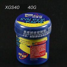 MECHANIC SPECIAL SOLDER PASTE XGS40 42G 158℃ STAGNO LIQUIDO BASSA TEMPERATURA