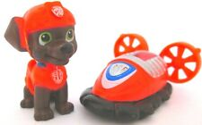 ZUMA & HOVERCRAFT Figure Set PAW PATROL DOG Nickelodeon TV PVC TOY Cake Topper!